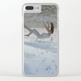 Nothing is as it seems Clear iPhone Case