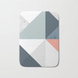 Modern Geometric 12 Badematte