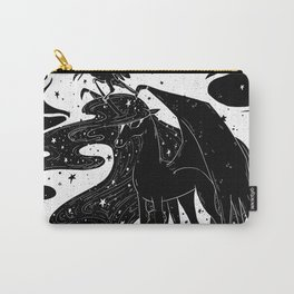 Dark Wings Carry-All Pouch