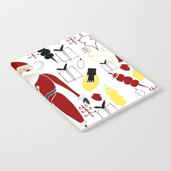 Santa claus Notebook