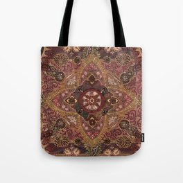 Coral and Pearls Tote Bag