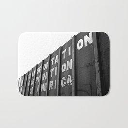 Transportation Corporation of America Bath Mat