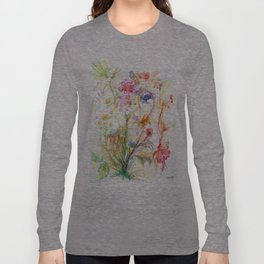 Floral Spree Long Sleeve T-shirt