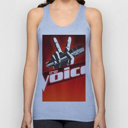 The Voice Unisex Tank Top