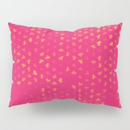 capricorn zodiac sign pattern py Pillow Sham