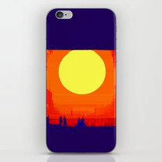 Nothing is new under the sun iPhone & iPod Skin