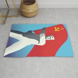 Soviet Union Rug