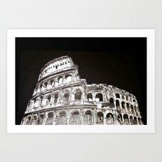 c0l!S3um Art Print