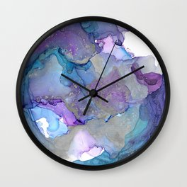 The Mists of Avlon Wall Clock