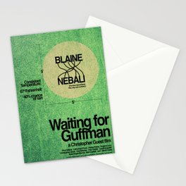 Waiting for Guffman Stationery Cards