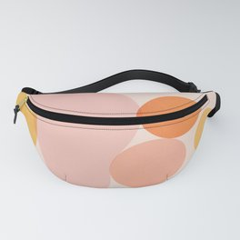 Abstraction_SHAPE_PLAYFUL_DAY_Minimalism_001 Fanny Pack