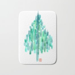 Merry Christmas to all of you, creative souls! Bath Mat