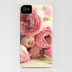 the first bouquet iPhone (4, 4s) Slim Case
