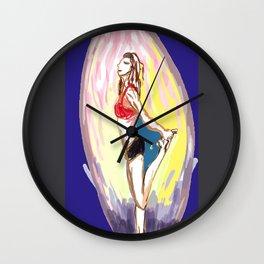 little heqi Wall Clock