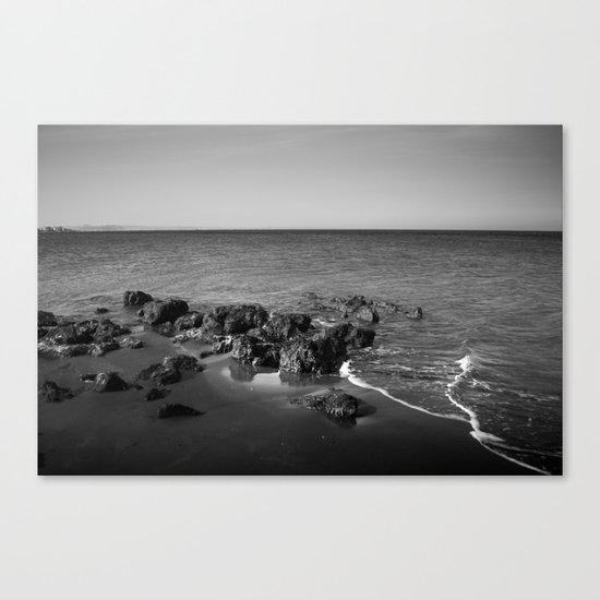 BEACH DAYS XXVII Canvas Print