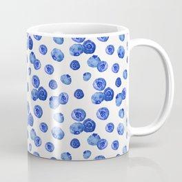 Indigo Blueberries Coffee Mug