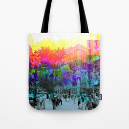 In other words the sample results procedural, aye. Tote Bag