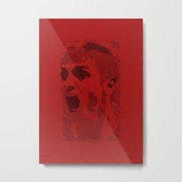 World Cup Edition - Alan Dzagoev / Russia Metal Print