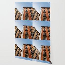 Madrid Old Buildings Wallpaper