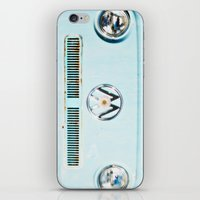 hippie iPhone & iPod Skins featuring Hippie Chic by RDelean