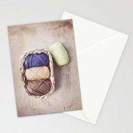Raffia Stationery Cards