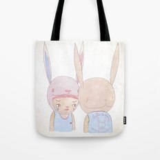 DEEP IN THE NIGHT DEEP IN THE MIST Tote Bag