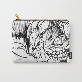 Let's Make a Plan! Carry-All Pouch