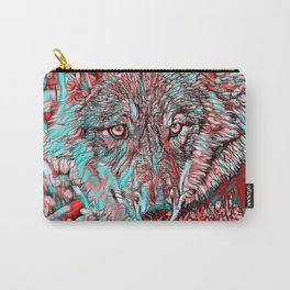 ColorMix Wolf Carry-All Pouch