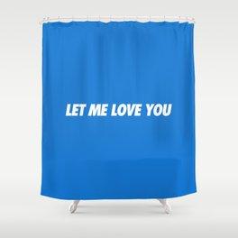 #TBT - LETMELOVEYOU Shower Curtain