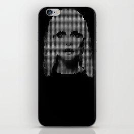 Heart of... (Black version) iPhone Skin