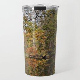 Autumn In Philadelphia Travel Mug