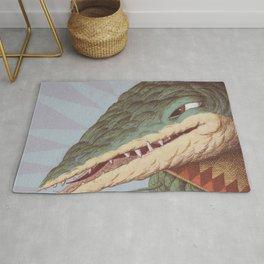 Croc Surprise Rug