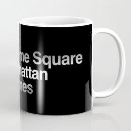 7 Subway NYC Coffee Mug