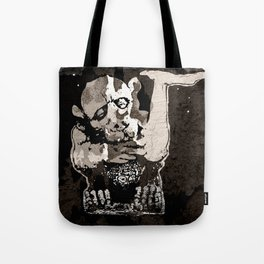 The GARGOYLE and the LOST GENERATION Tote Bag