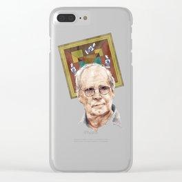Pierce Clear iPhone Case