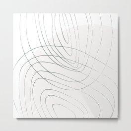 Coit Pattern 32 Metal Print