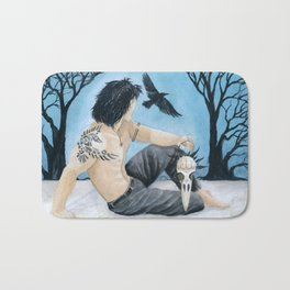 The Prince of Feathers Bath Mat