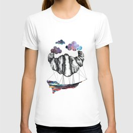 Intergalactic Zeppelin T-shirt