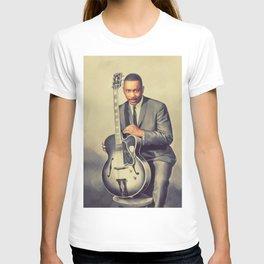 Wes Montgomery, Music Legend T-shirt