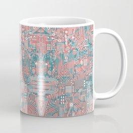 Circuitry Details 2 Coffee Mug