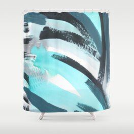 No. 55 Shower Curtain