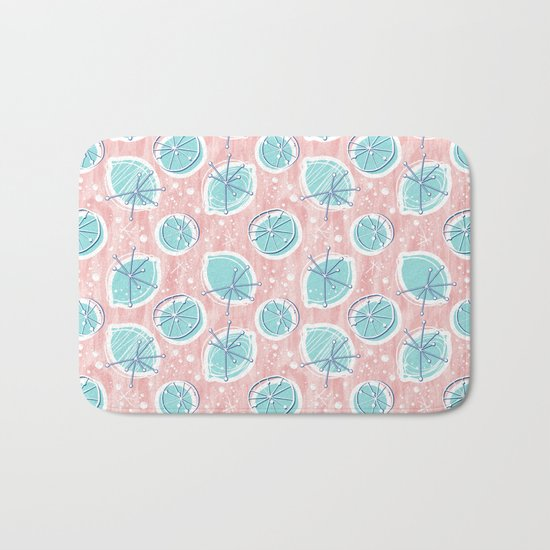 Atomic Lemonade_Rose Quartz Bath Mat