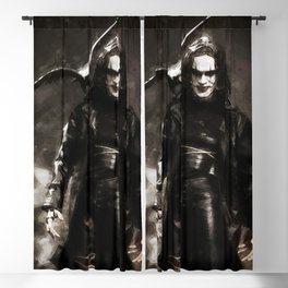 The Crow Blackout Curtain