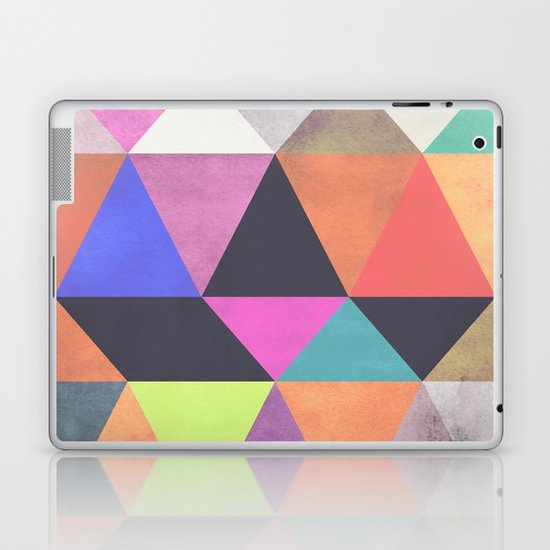 colour + pattern 12 Laptop & iPad Skin