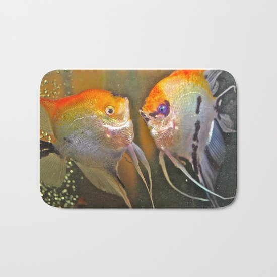 VAL & TINE ANGELS Bath Mat