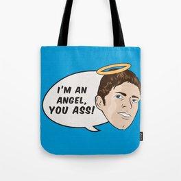 I'm An Angel Tote Bag