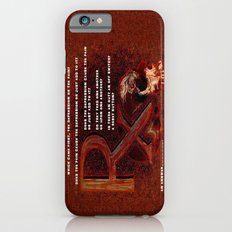 Depression or the Pain - 111 iPhone 6s Slim Case