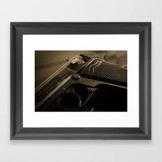 PPK Framed Art Print