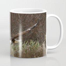 Skimming the reeds Coffee Mug