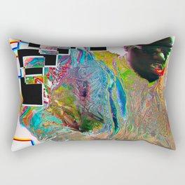 Glitch B.I.G Rectangular Pillow